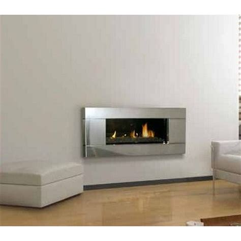 Stainless Steel Fireplace Inserts by Buy St900 Gas Fireplace Stainless Steel San