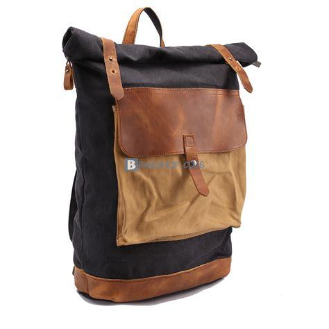 canvas travel backpack large canvas backpacks bag shop club