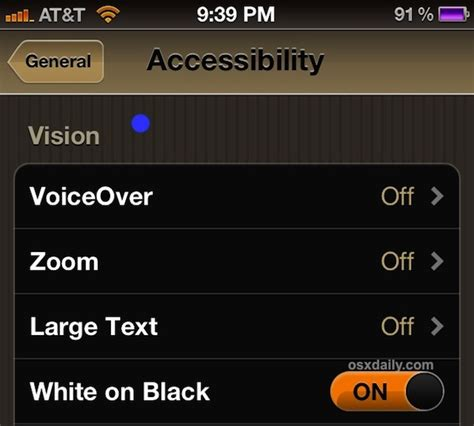 invert colors iphone 3 harmless pranks to play on iphone users for april