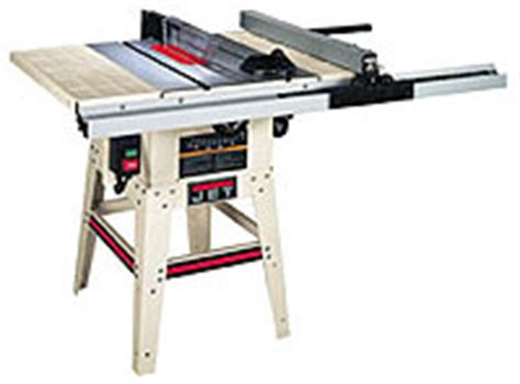 jet contractor table saw jet jwts 10jf table saw review newwoodworker com llc