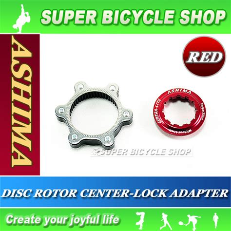 vingcard lock red light ashima ultra light center lock adapter for 6 bolt rotor