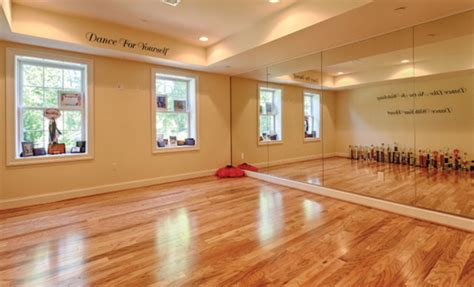 Dance Room & Excercise Room   Traditional   Home Gym   dc