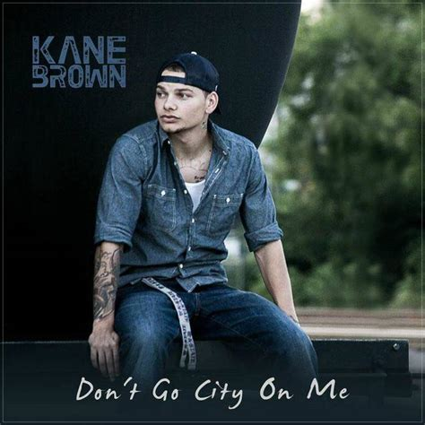 don t go city on me kane brown meet chattanooga s kane brown times free press