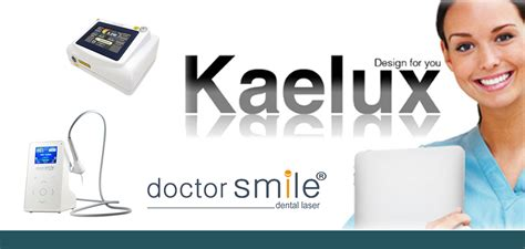 laser diode kaelux letturanews doctor smile partnership success story