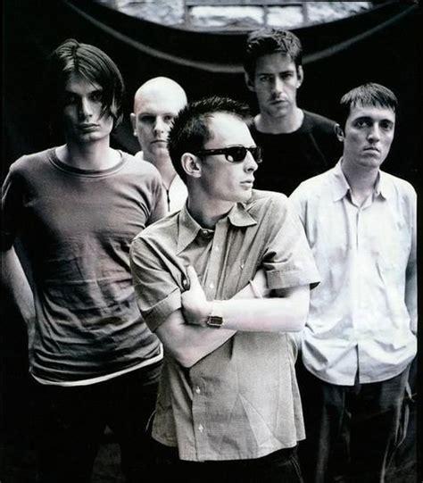 Radiohead Band Musik radiohead band admired musicians