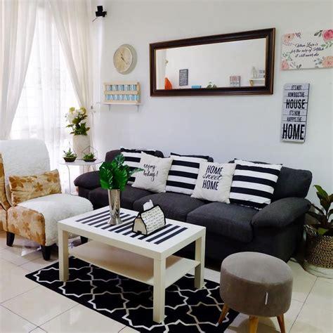 ide dekorasi ruang tamu minimalis ruang keluarga kecil