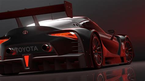 Toyota Vision Toyota Ft 1 Vision Gt Race Car Hits Gran Turismo 6