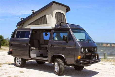 vw syncro westfalia svx  cars