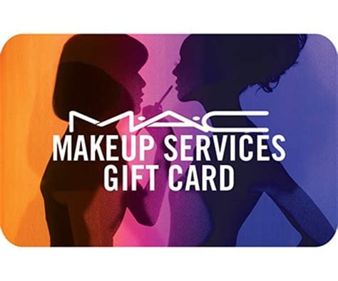 Mac Make Up Gift Card - giftcards mac cosmetics official site