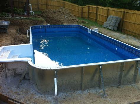 exterior cool fiberglass pool kits fiberglass pool shell