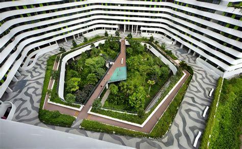 livi aprtments green roof sustainable building inhabitat green design