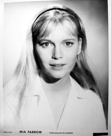 hollywood actresses with younger husbands mia farrow as allison mackenzie 1964 66 in peyton