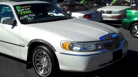 how do i learn about cars 2001 lincoln ls security system 2001 lincoln town car signature series www airportautosales net windsor locks ct 06096