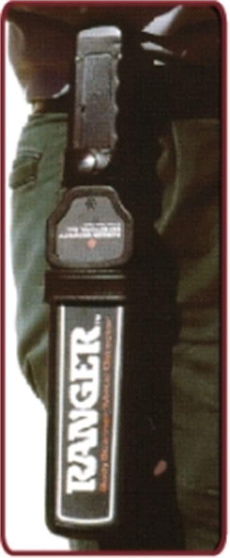 Held Metal Detector Scanner For Security Alarm Vibrate ranger security detectors m1500 vibrating held metal detector i600820