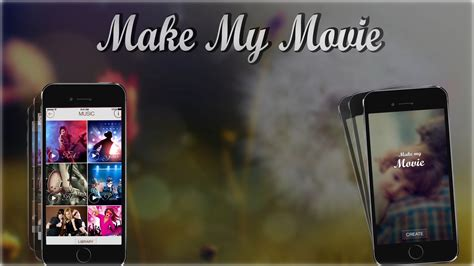 slideshow maker picture video movie with music for makemymovie free movie maker app to create photo