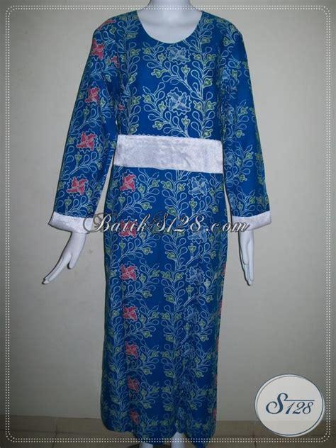 Baju Resmi Kantor Kuliah gamis abaya batik perempuan muda untuk kerja kantor kuliah dan acara santai lainnya model