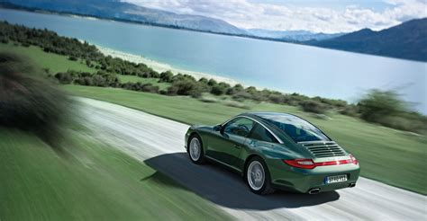 porsche 911 green 2011 green porsche 911 targa 4 wallpapers