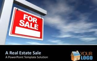 House For Sale Sign Template by Best Powerpoint Templates For Sales Presentations