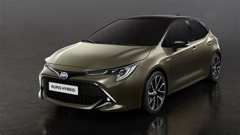 Toyota Corolla 2019 Uk by New 2019 Toyota Corolla To Replace Toyota Auris Carbuyer