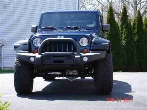 Used Jeep Rubicon 4 Door Buy Used 2013 Jeep Wrangler Unlimited Rubicon Sport