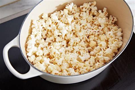 Handmade Popcorn - how to make popcorn
