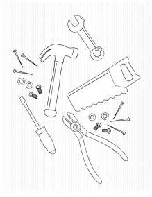 tools coloring pages s day coloring pages make and takes