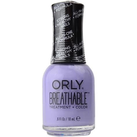 Sale Treatment Shine Orly Breathable 18ml orly breathable treatment colour just breathe 18ml or918