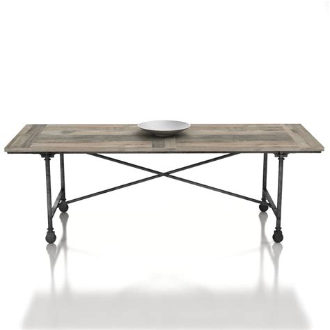 Flatiron Dining Table 3d Flatiron Rectangular Dining Table Restoration Hardware High Quality 3d Models