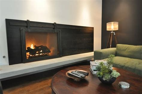 rustic modern fireplace http productsinsider files