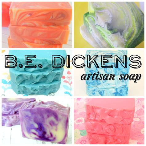 Handmade Artisan Soap - handcrafted handmade artisan soap by bedickens on etsy