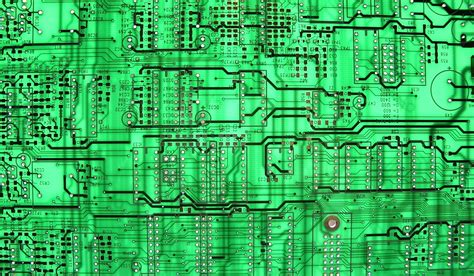 wallpaper green board circuit board wallpapers wallpaper cave