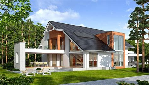 concept homes contemporary open concept house plan home design