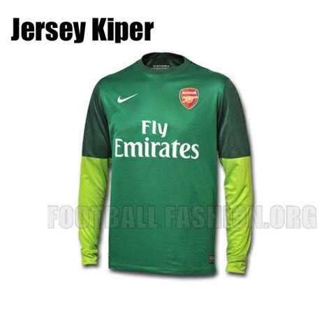 Jersey Bola Team Arsenal Home New 17 18 Grade Ori arsenal perkenalkan jersey kandang 2012 2013 bola net