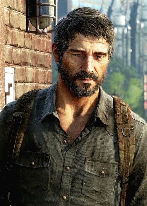 Joel Going by Last Of Us Let Go And Vii Remake On