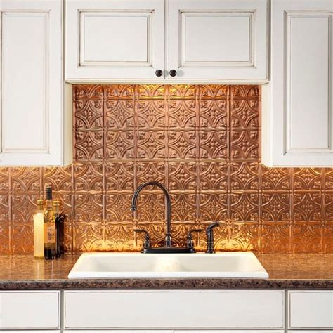 backsplash panel the 18 inch by 24 inch backsplash panels are easy to