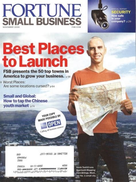 Small Home Business Magazine Magazine Names Billings Best Small City For Launching