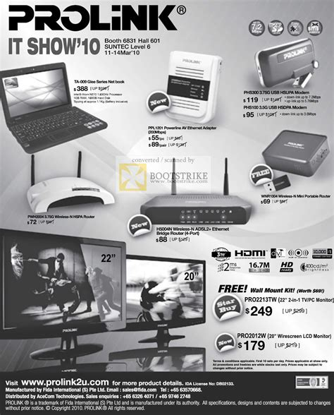 Router Prolink Pwh2004 prolink netbook ta 009 glee series ppl1201 powerline