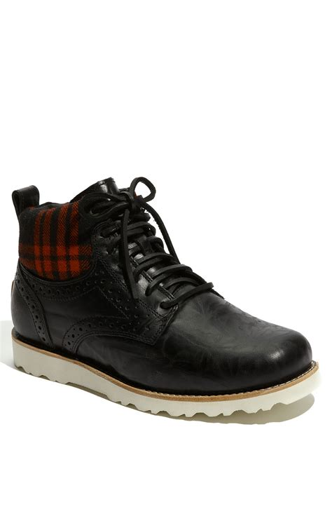 ugg sullivan chukka boot in black for lyst
