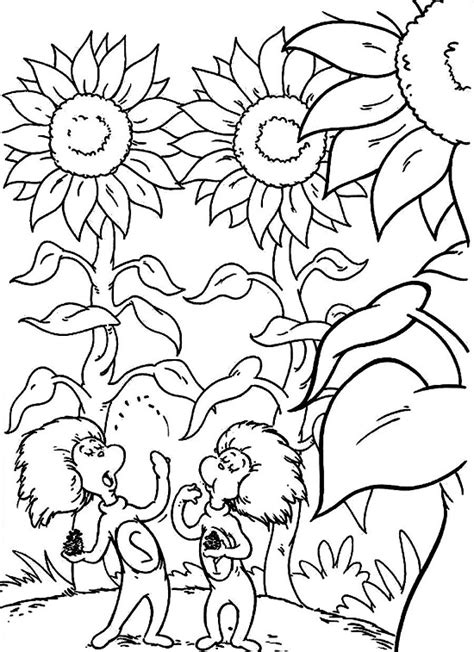 printable dr seuss coloring pages coloring me