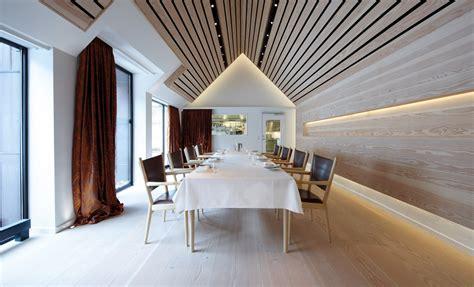 Wood Slat Ceiling Wood Slat Ceiling Interior Design Ideas