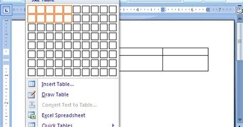 cara membuat novel di microsoft word membuat tabel di microsoft word savictif media find