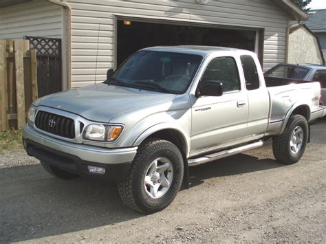 2004 Toyota Tacoma Towing Capacity 2002 Toyota Tacoma Prerunner Towing Capacity