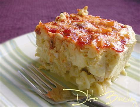 Macaroni Schootel 1 Pasta