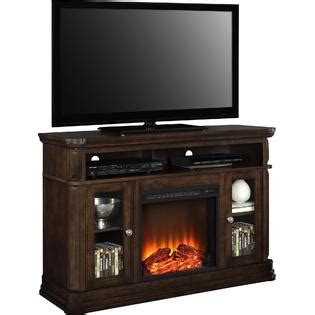 dorel home furnishings fireplace tv stand