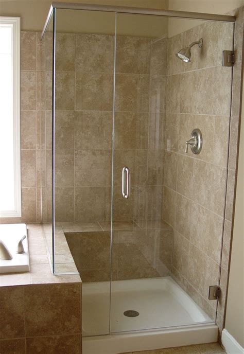 24 Inch Shower Door by A 24 Inch Shower Door Made From Clear Glass Useful