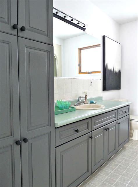 hometalk budget friendly bathroom makeover