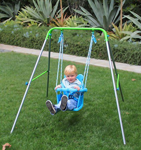 our first swing sportspower my first toddler swing toys games outdoor play