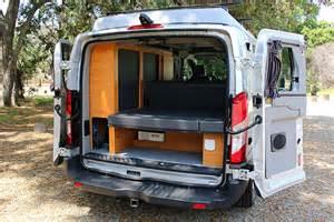 sportsmobile s ford transit conversion