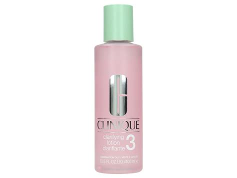 Clinique Clarifying Lotion 3 clinique dramatically different moisturising