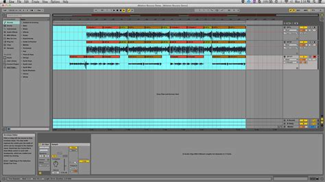 how to make house music in ableton how to bounce a mixdown in ableton live obedia music